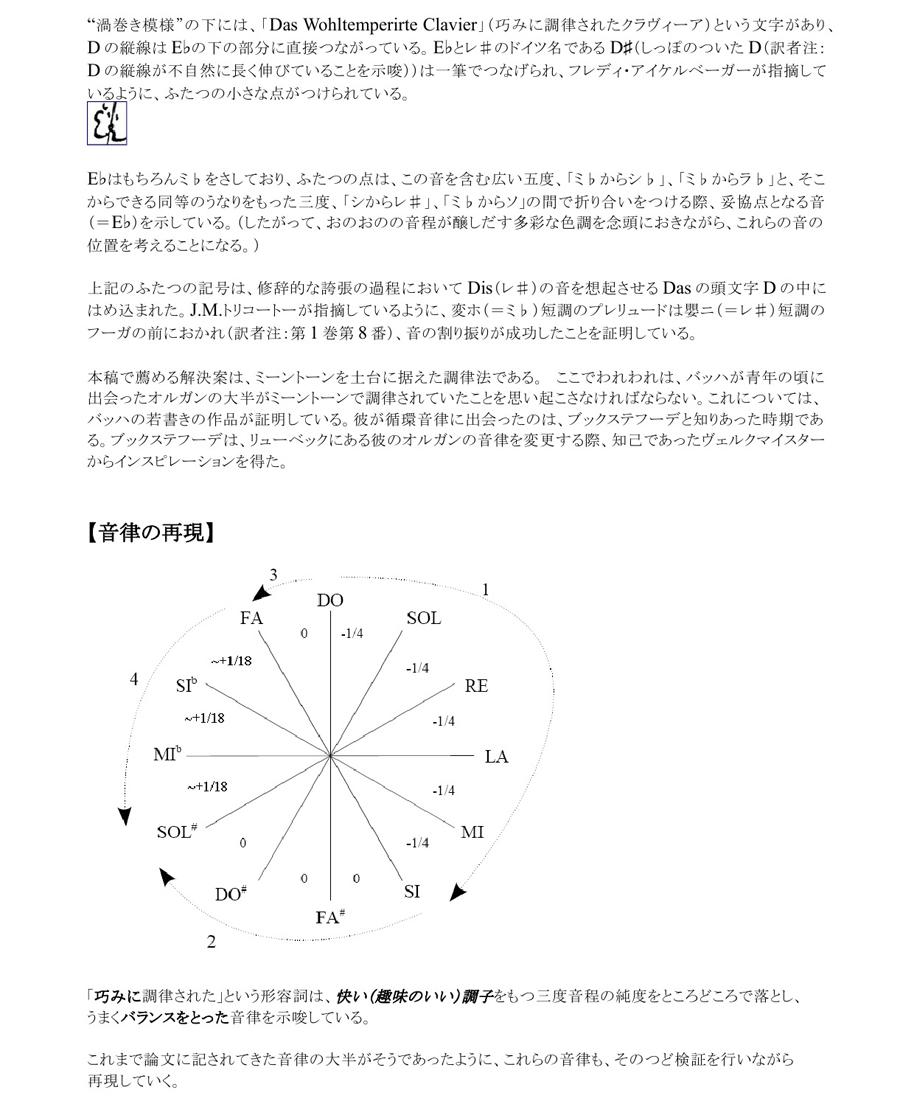 Yoko OGER さんによるEmil JOBIN氏の論文の訳4